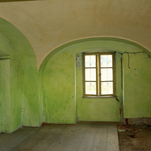 Chateau Interior.  Location of Former Town Hall Offices (photo Jiří Mucha)